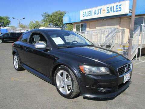 2008 Volvo C30 for sale at Salem Auto Sales in Sacramento CA