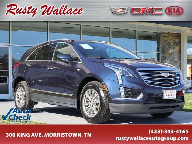 2017 Cadillac XT5 for sale at RUSTY WALLACE CADILLAC GMC KIA in Morristown TN