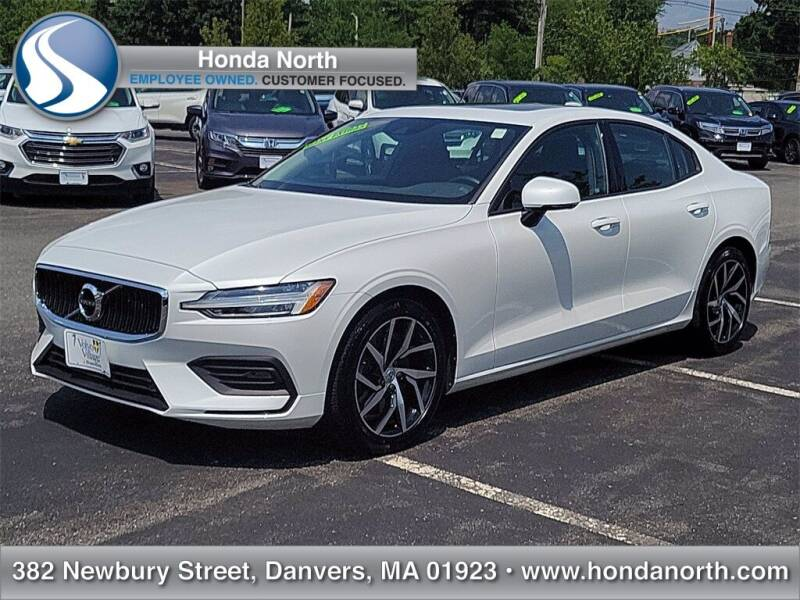 2020 Volvo S60 for sale at 1 North Preowned in Danvers MA