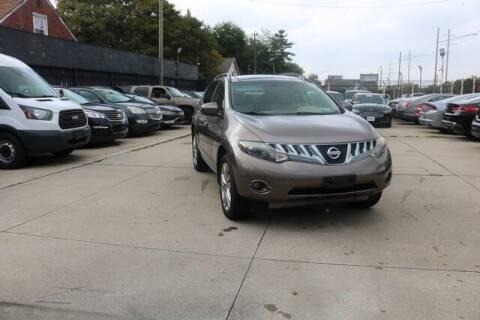 2010 Nissan Murano for sale at F & M AUTO SALES in Detroit MI
