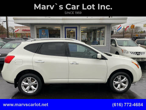 2010 Nissan Rogue for sale at Marv`s Car Lot Inc. in Zeeland MI