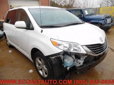 2012 Toyota Sienna for sale at East Coast Auto Source Inc. in Bedford VA