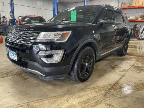 2017 Ford Explorer for sale at Southwest Sales and Service in Redwood Falls MN