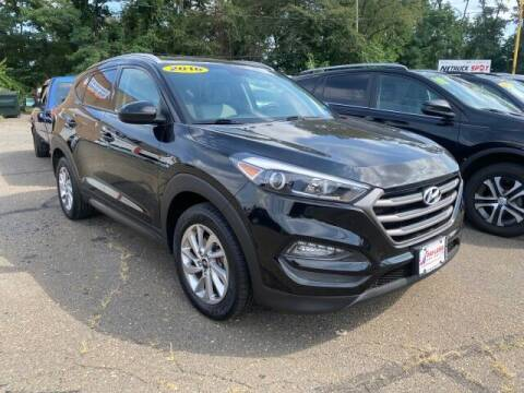 2016 Hyundai Tucson for sale at PAYLESS CAR SALES of South Amboy in South Amboy NJ