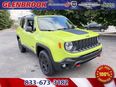 2018 Jeep Renegade for sale at Glenbrook Dodge Chrysler Jeep Ram and Fiat in Fort Wayne IN