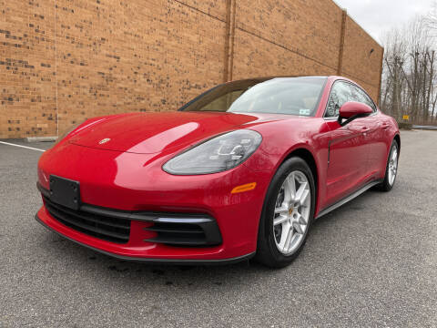 2018 Porsche Panamera for sale at Vantage Auto Wholesale in Lodi NJ