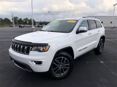 2017 Jeep Grand Cherokee for sale at White's Honda Toyota of Lima in Lima OH