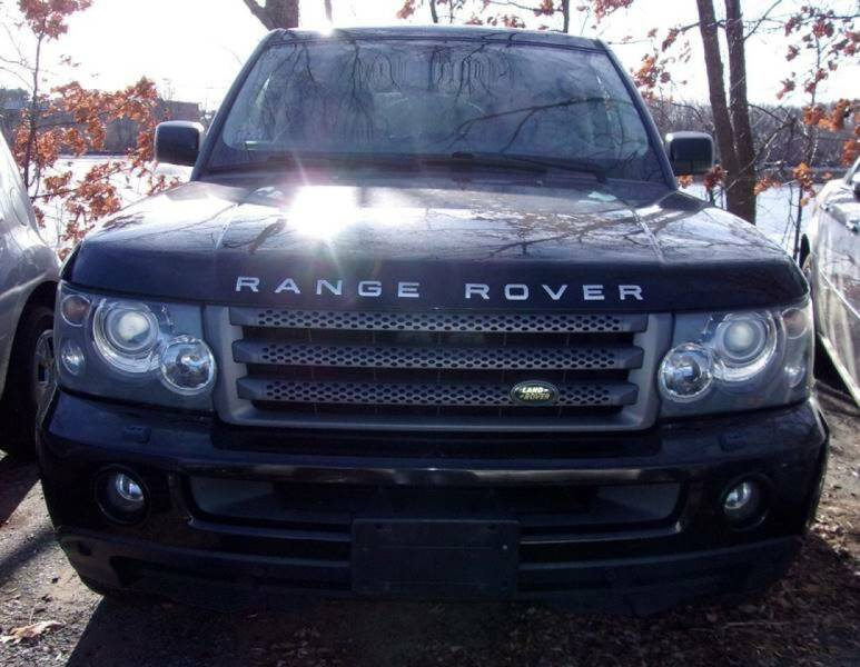 2009 Land Rover Range Rover Sport for sale at Top Line Import of Methuen in Methuen MA