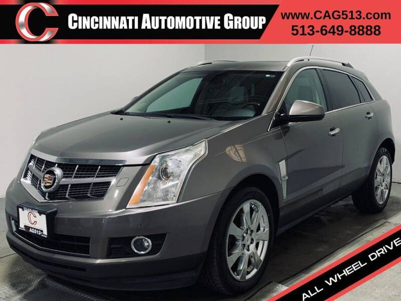 2011 Cadillac SRX for sale at Cincinnati Automotive Group in Lebanon OH