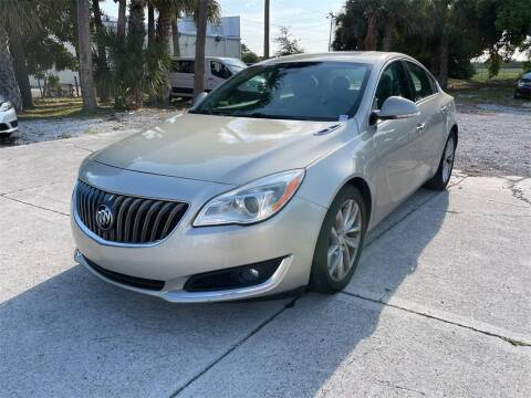 2014 Buick Regal for sale at Florida Fine Cars - West Palm Beach in West Palm Beach FL