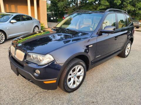 2010 BMW X3 for sale at Car and Truck Exchange, Inc. in Rowley MA