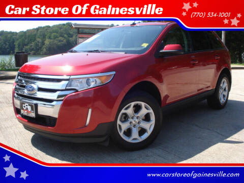 2012 Ford Edge for sale at Car Store Of Gainesville in Oakwood GA