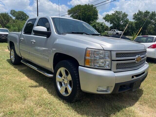 2012 Chevrolet Silverado 1500 for sale at Hi-Tech Automotive West in Austin TX