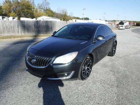 2017 Buick Regal for sale at AutoMax of Memphis - Logan Karr in Memphis TN