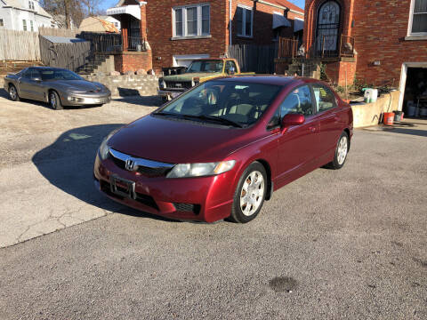 2011 Honda Civic for sale at Kneezle Auto Sales in Saint Louis MO