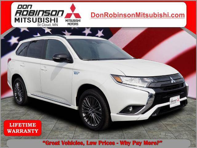 2021 Mitsubishi Outlander PHEV for sale in Saint Cloud, MN