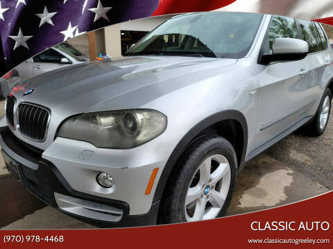 2010 BMW X5 for sale at Classic Auto in Greeley CO