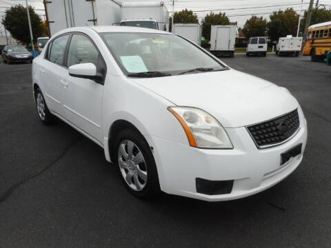 2007 Nissan Sentra for sale at Integrity Auto Group in Langhorne PA