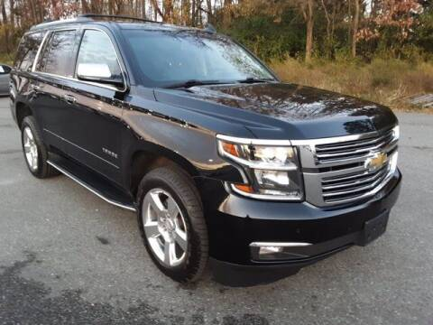 2016 Chevrolet Tahoe for sale at Strosnider Chevrolet in Hopewell VA