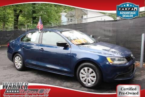2014 Volkswagen Jetta for sale at Warner Motors in East Orange NJ