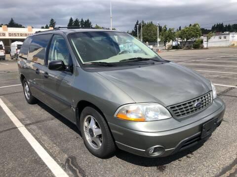 2002 Ford Windstar for sale at South Tacoma Motors Inc in Tacoma WA