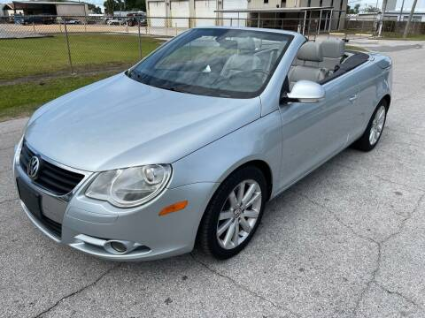 2007 Volkswagen Eos for sale at Ultimate Autos of Tampa Bay LLC in Largo FL