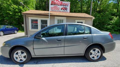 2006 Saturn Ion for sale at DriveRight Autos South York in York PA