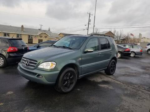 2002 Mercedes-Benz M-Class for sale at Cool Cars LLC in Spokane WA