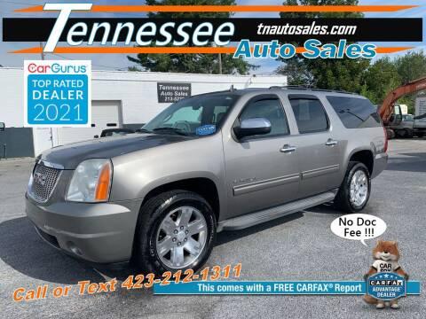 2012 GMC Yukon XL for sale at Tennessee Auto Sales in Elizabethton TN