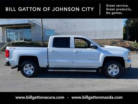 2017 Chevrolet Silverado 1500 for sale at Bill Gatton Used Cars - BILL GATTON ACURA MAZDA in Johnson City TN
