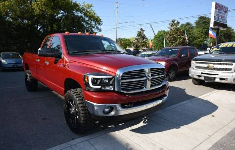 2009 Dodge Ram Pickup 2500 for sale at Grant Car Concepts in Orlando FL