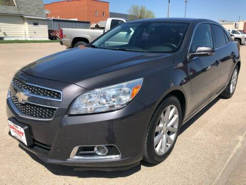 2013 Chevrolet Malibu for sale at Spady Used Cars in Holdrege NE