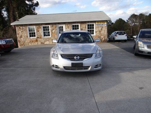 2012 Nissan Altima for sale at Flywheel Auto Sales Inc in Woodstock GA