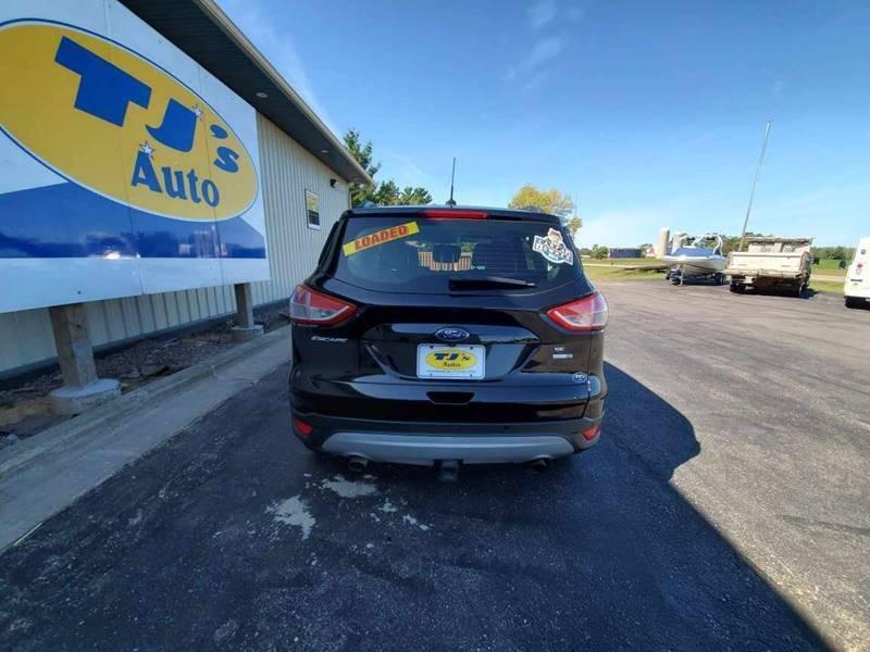 2015 Ford Escape AWD SE 4dr SUV - Wisconsin Rapids WI