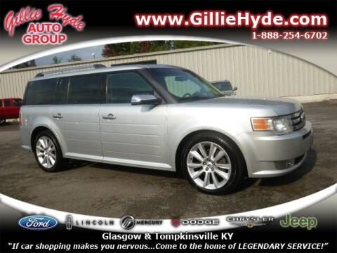 2012 Ford Flex for sale at Gillie Hyde Auto Group in Glasgow KY