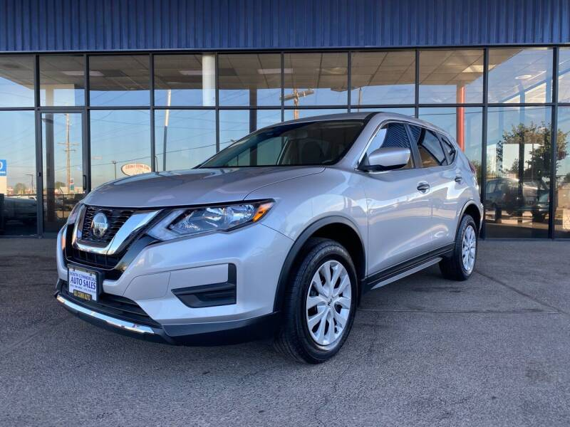 2019 Nissan Rogue for sale at South Commercial Auto Sales in Salem OR