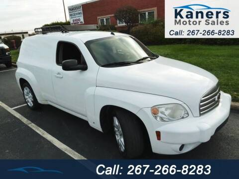 2008 Chevrolet HHR for sale at Kaners Motor Sales in Huntingdon Valley PA