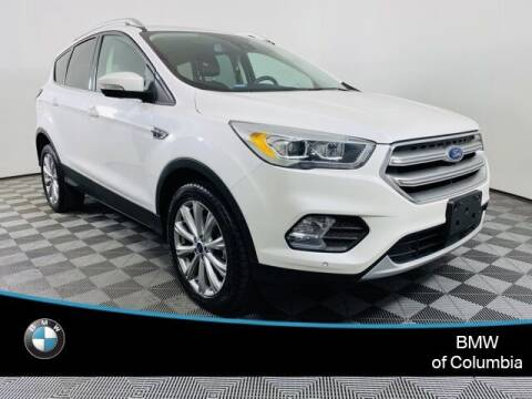 2017 Ford Escape for sale at Preowned of Columbia in Columbia MO