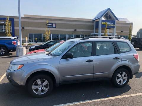 2011 Subaru Forester for sale at Blue Line Auto Group in Portland OR