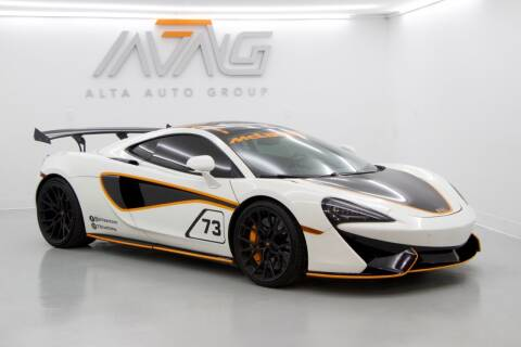 2017 McLaren 570GT for sale at Alta Auto Group in Concord NC