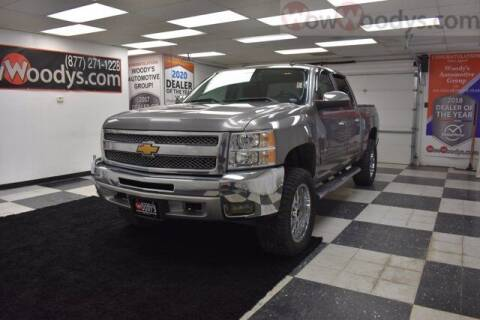 2013 Chevrolet Silverado 1500 for sale at WOODY'S AUTOMOTIVE GROUP in Chillicothe MO