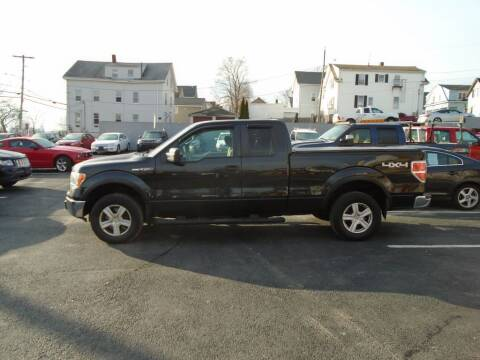 2010 Ford F-150 for sale at Gemini Auto Sales in Providence RI