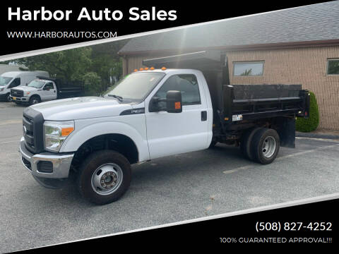 2016 Ford F-350 Super Duty for sale at Harbor Auto Sales in Hyannis MA