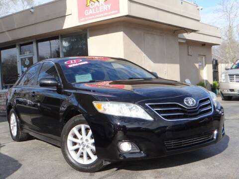 2011 Toyota Camry for sale at KC Car Gallery in Kansas City KS