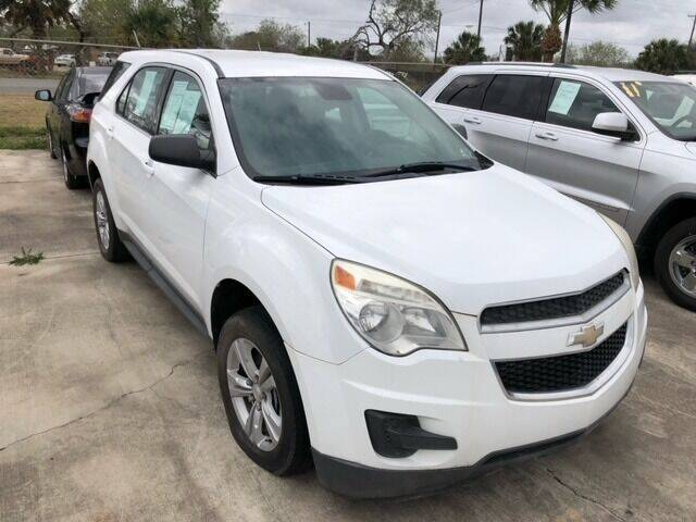 2012 Chevrolet Equinox for sale at Brownsville Motor Company in Brownsville TX