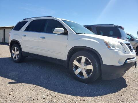 2012 GMC Acadia for sale at Revolution Auto Group in Idaho Falls ID
