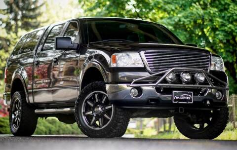 2006 Ford F-150 for sale at MS Motors in Portland OR