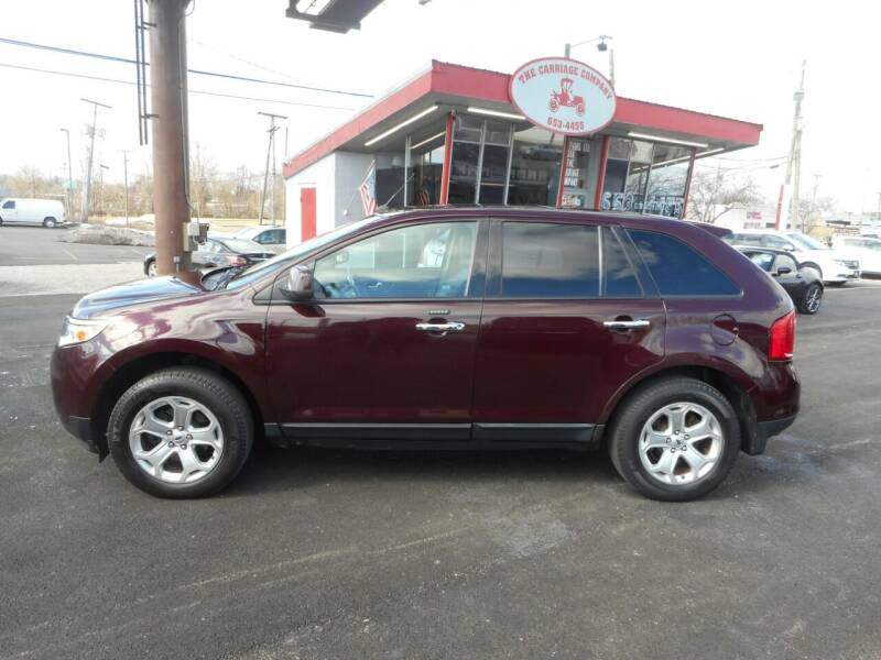2011 Ford Edge for sale at The Carriage Company in Lancaster OH