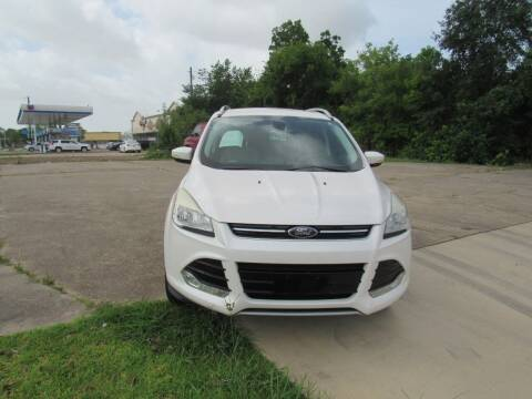 2014 Ford Escape for sale at FORD'S AUTO SALES in Houston TX