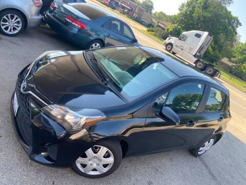 2015 Toyota Yaris for sale at Car Stone LLC in Berkeley IL
